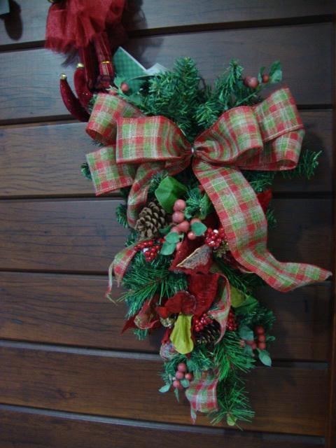 Guirlandas representam a fé e embelezam o Natal