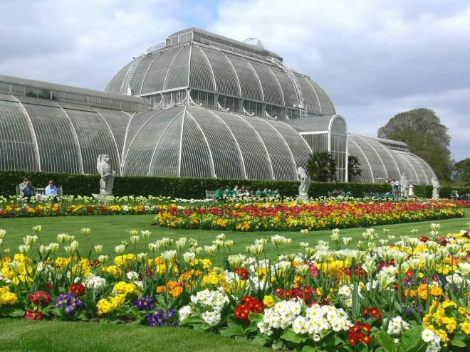 Kew Gardens, a Disney dos jardins