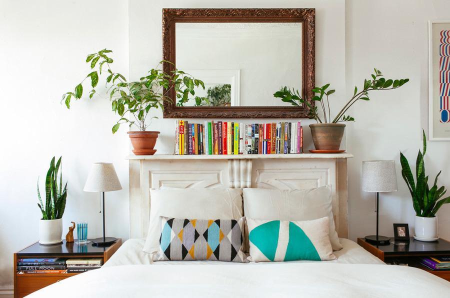 Plantinhas no quarto - Harmonizam o ambiente