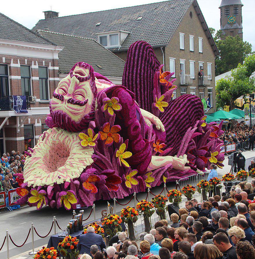 Primavera na Holanda abre alas para Van Gogh