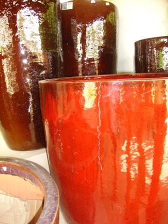 Os sempre belos vasos vietnamitas