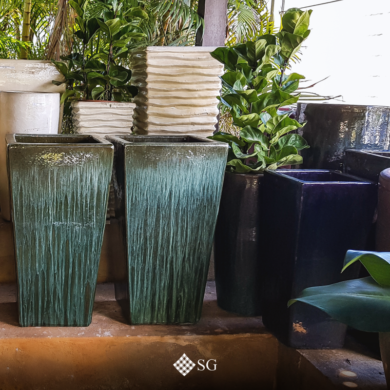 Repaginando o Decor, com vasos