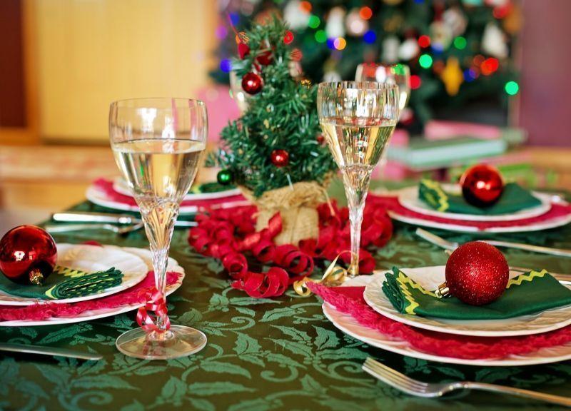 7 mesas natalinas para você se inspirar