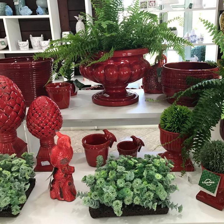 Shopping Garden +Decor oferece lindos produtos