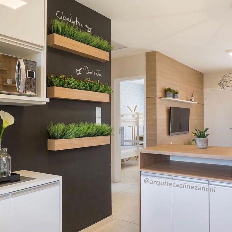Faça um jardim comestível em casa