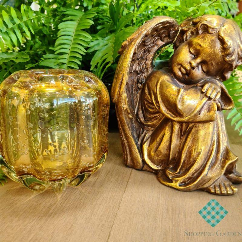 Os Cristais de Murano são artesanais